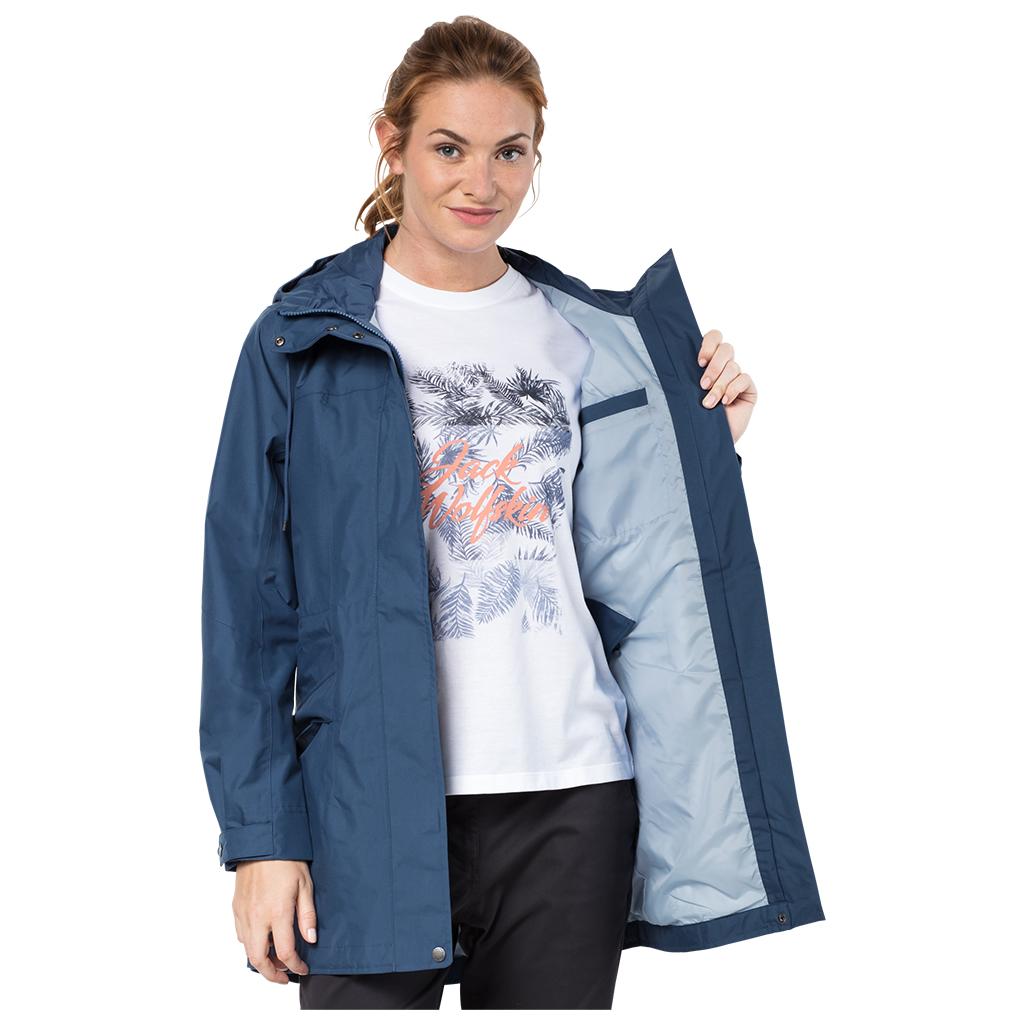 38d494d3179229 Jack Wolfskin Cameia Parka - Mantel Damen online kaufen | Bergfreunde.de