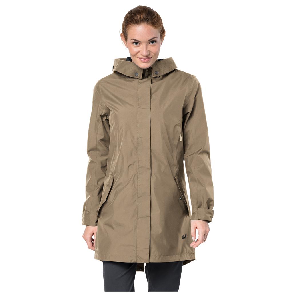 Jack Wolfskin Monterey Coat Jas Dames online kopen