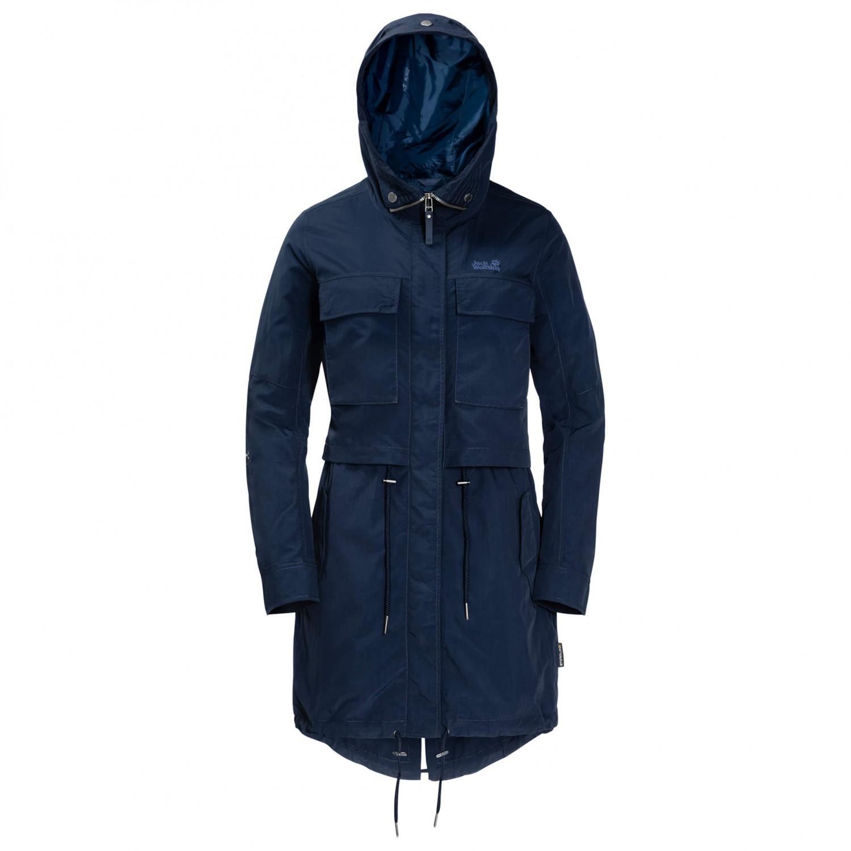 6a07f601be6 Jack Wolfskin Saguaro Parka - Coat Women's | Buy online | Bergfreunde.eu