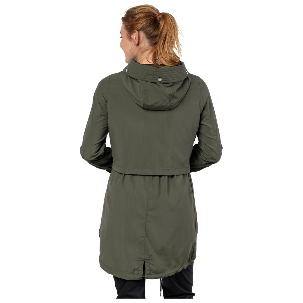 b14e4c16676 Jack Wolfskin Saguaro Parka - Coat Women's | Buy online | Alpinetrek ...