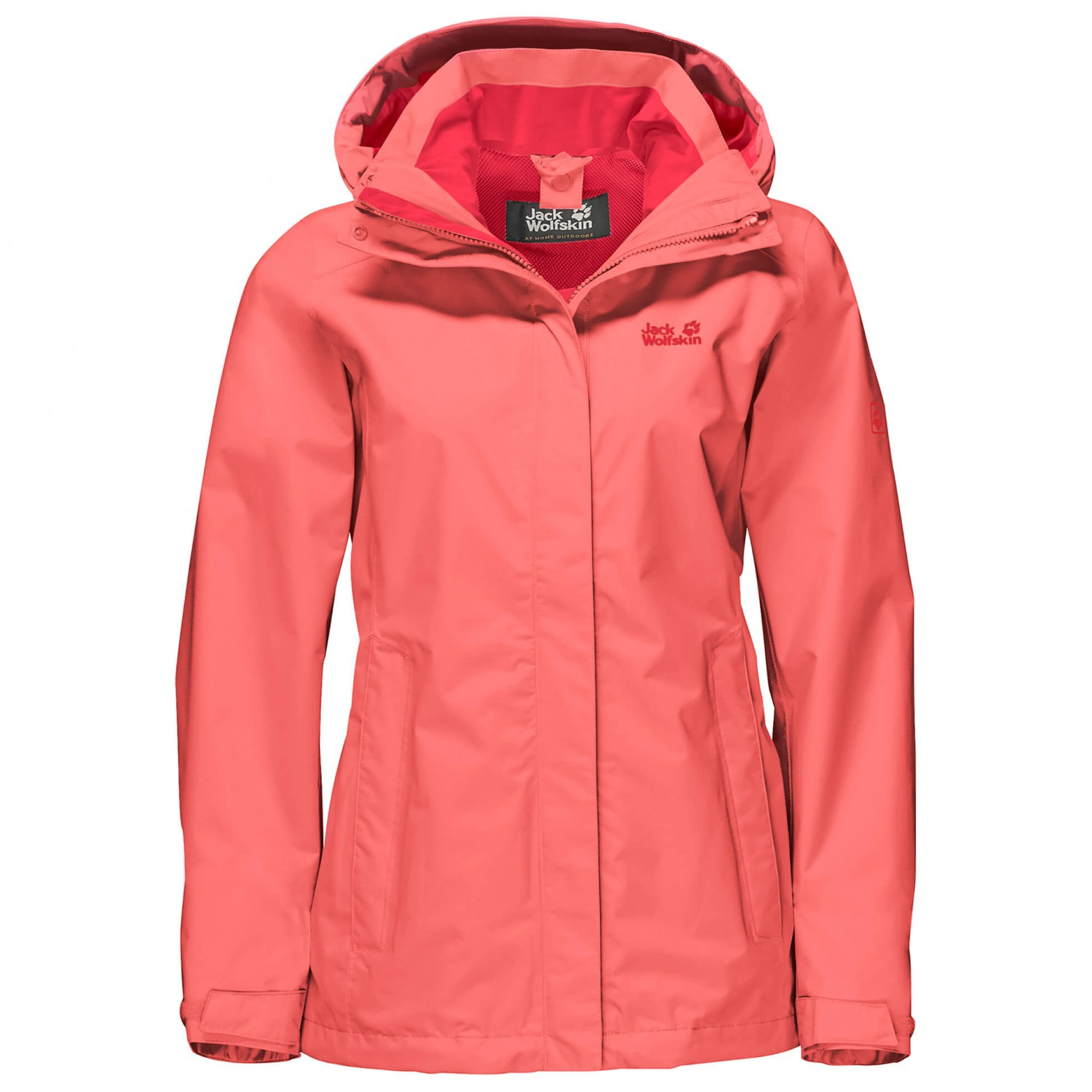 Lakes Jack Wolfskin Jacket Waterproof Seven Women's dCBorxe