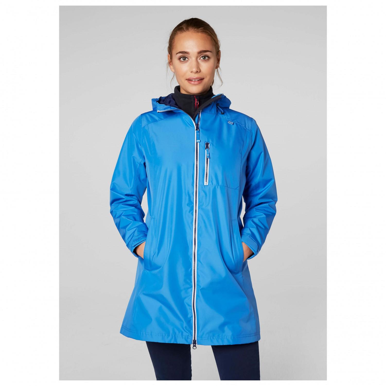 a1cdb71b Helly Hansen Long Belfast Jacket - Coat Women's | Free EU Delivery ...