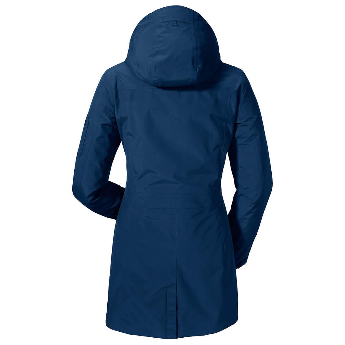 9c040523d307e7 Schöffel Jacket Shanghai 1 - Mantel Damen online kaufen