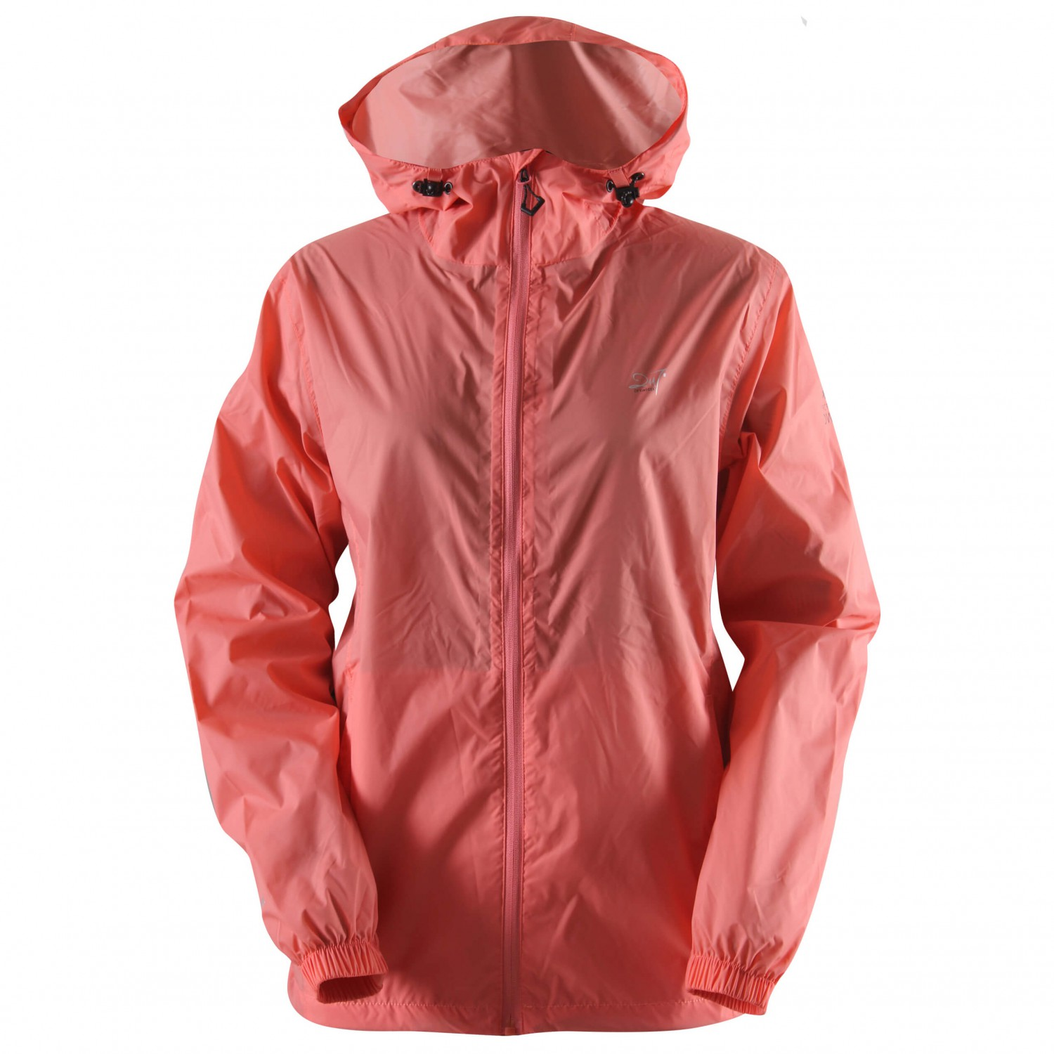 2117 of Sweden Women's Vedum Jacket Regenjacke Pink Blush | 34 (EU)