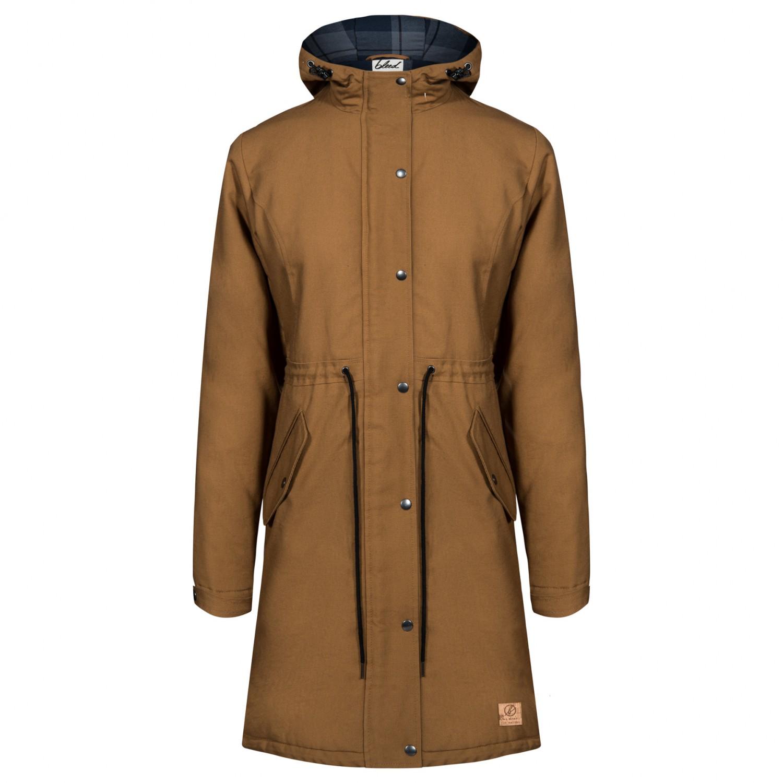 Großhandel Bleed Women's Guerilla Thermal Parka Coat zu