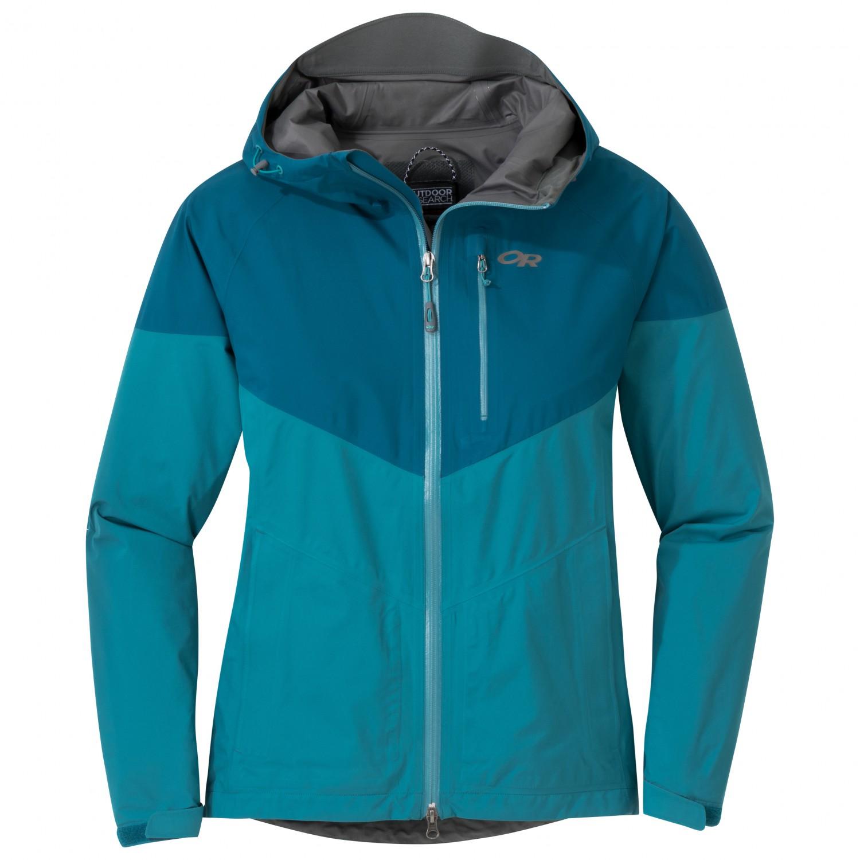 Outdoor Research Aspire Jacket Waterproof Jacket Women S