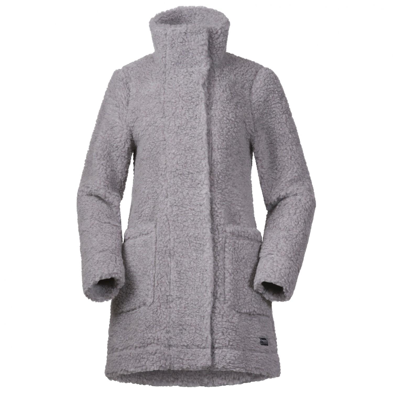 Bergans Oslo Wool Loosefit Jacket Mantel Damen online