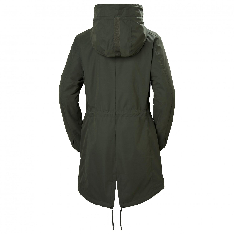 wholesale dealer dabe5 1438f Helly Hansen - Women's Vega Parka - Mantel - Charcoal | XS