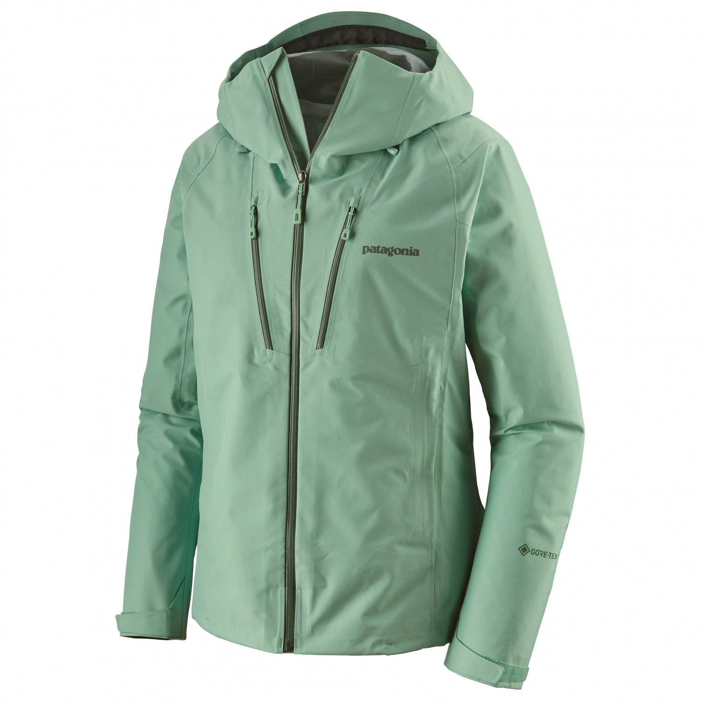 Patagonia Women's Triolet Jacket Regenjack Gypsum Green | XS