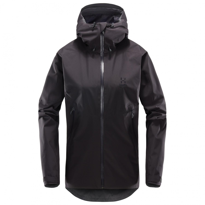 54a1b699ad1 Haglöfs - Women s Merak Jacket - Waterproof jacket ...