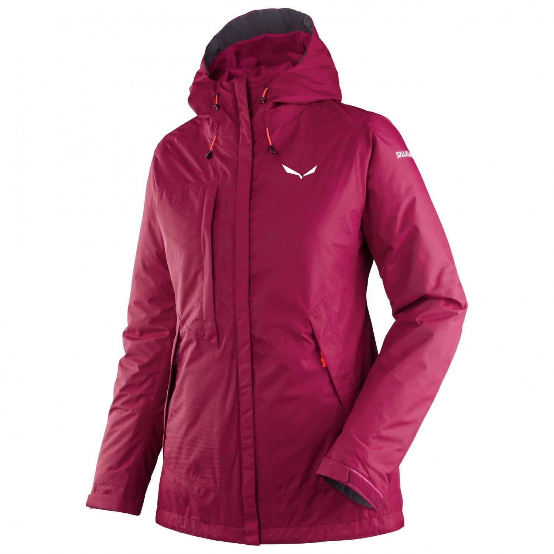 Salewa Womens Puez Clastic PTX 2L Jacket Regenjack (Dames