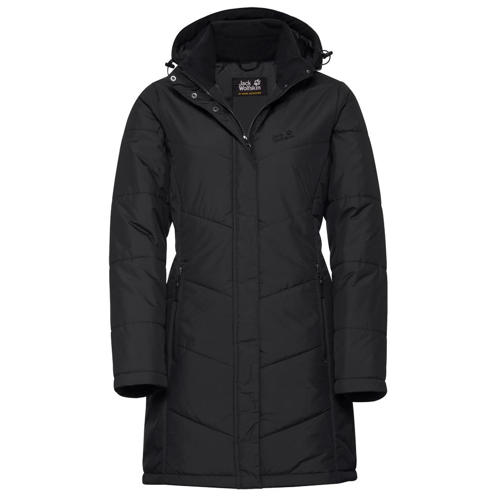 tijdloos design redelijke prijs website voor korting Jack Wolfskin - Women's Svalbard Coat - Coat - Midnight Blue | M