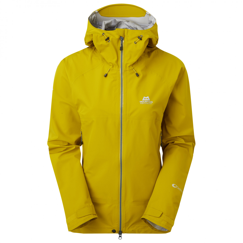 Mountain Equipment Women's Odyssey Jacket Regenjacke Cosmos   8 (UK)