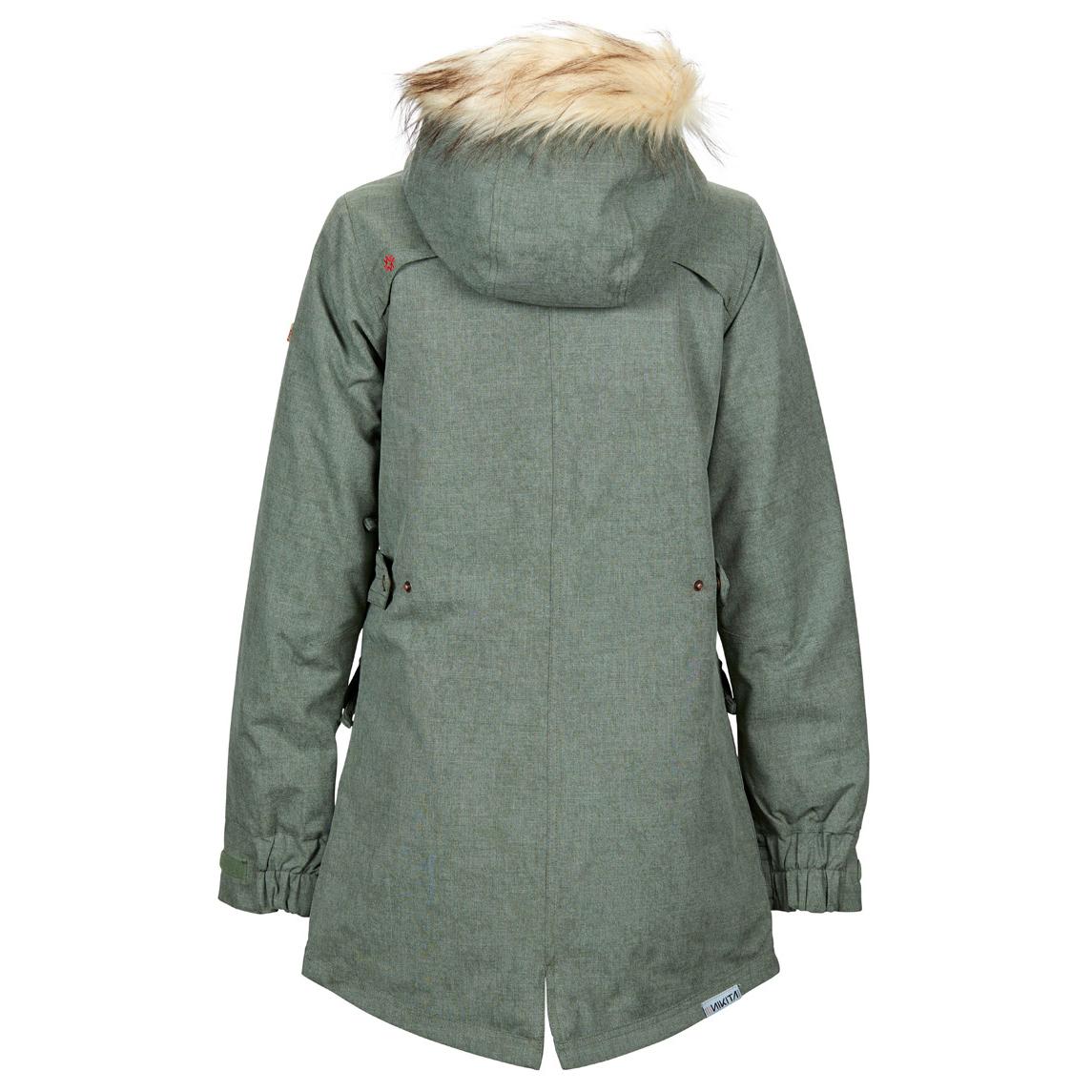 eu Women's EU Delivery Jacket Coat Aspen Nikita Free Bergfreunde 8nCzqR