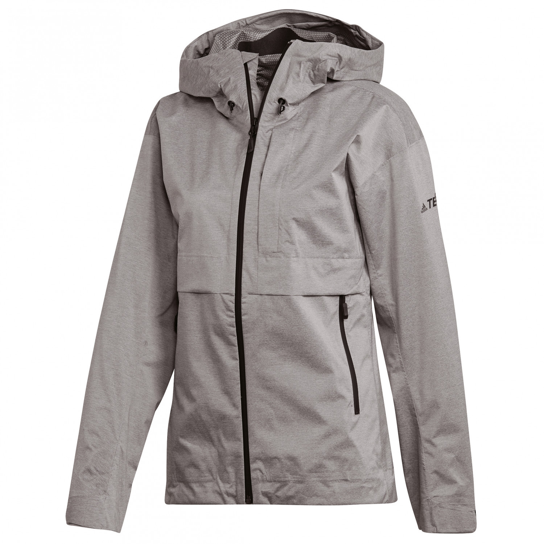 Adidas Swift Pro 2.5L Jacket Veste imperméable Femme