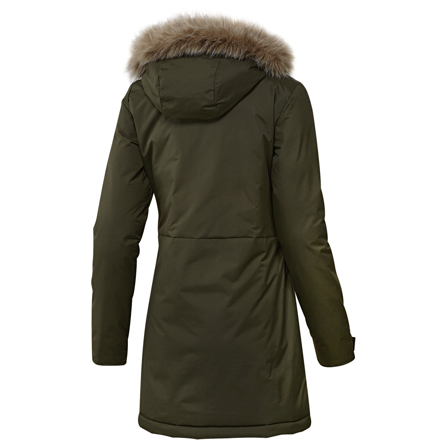 adidas Women's Xploric Parka Jas Legend Earth | XXL