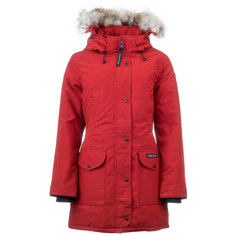 959ce6c99d5 Canada Goose Trillium Parka - Coat Women's | Free UK Delivery ...