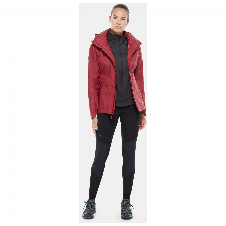 dc07065ac5f The North Face Inlux DryVent Jacket - Regenjack Dames online kopen ...