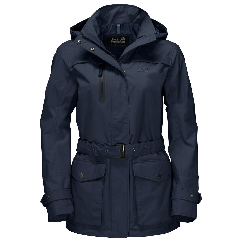 3691711cff Jack Wolfskin Kimberley Parka - Waterproof Jacket Women's   Free UK ...