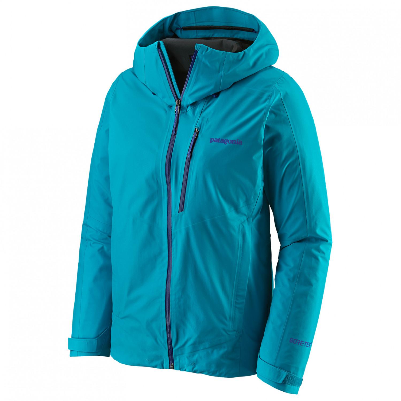 Calcite Curacao Patagonia Women's BlueXs Jacket Regenjacke Yf6vb7gy