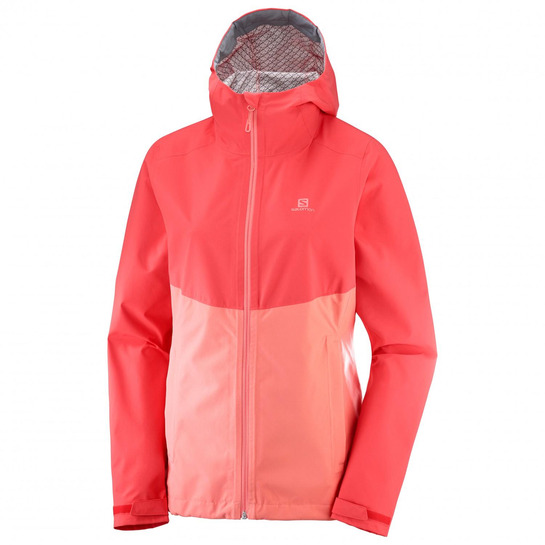 Salomon La Cote Flex 2.5L Jacket Waterproof jacket Women's