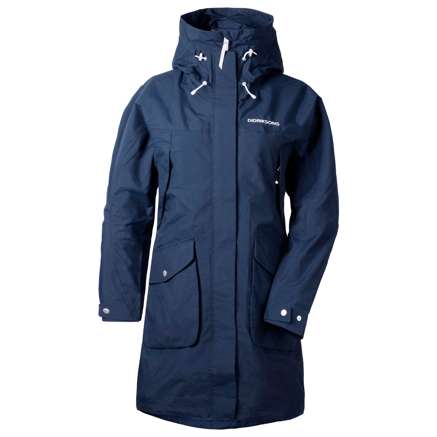 9d7ef163 Didriksons Thelma Parka - Coat Women's | Free UK Delivery ...