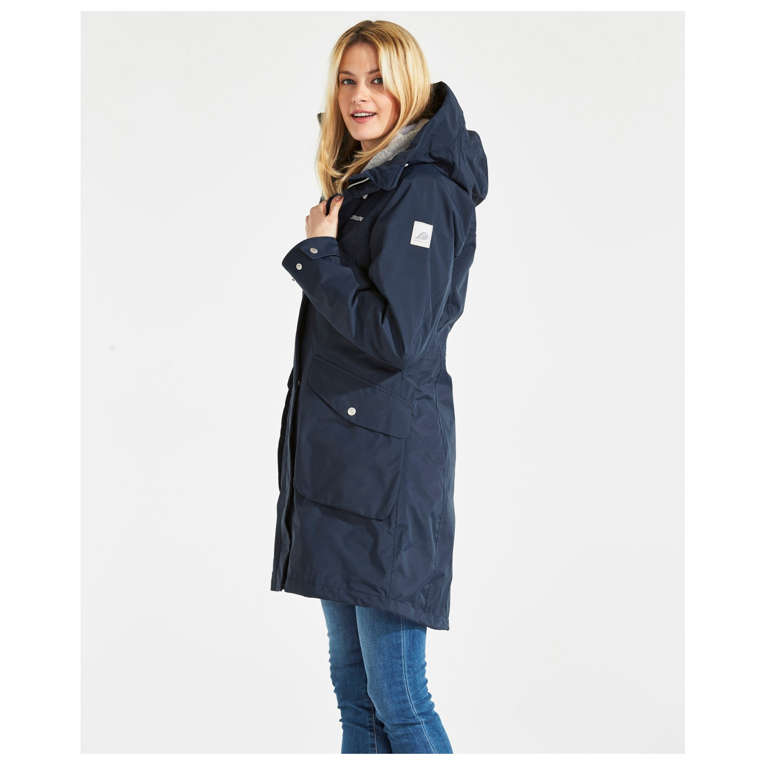 21dabf58968 Didriksons Thelma Parka - Coat Women's   Free UK Delivery ...