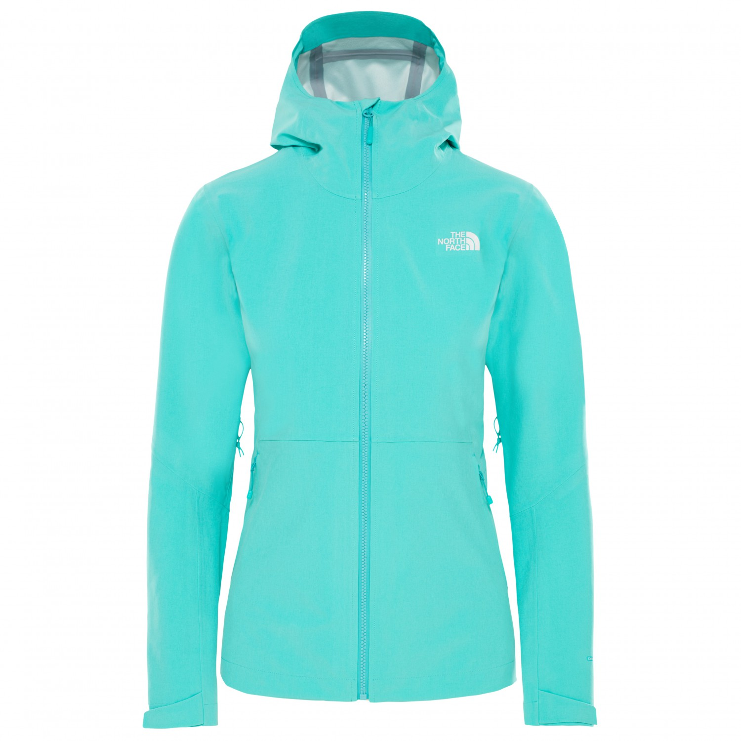 292e5f338 The North Face - Women's Apex Flex DryVent - Waterproof jacket - Blue Wing  Teal | XS