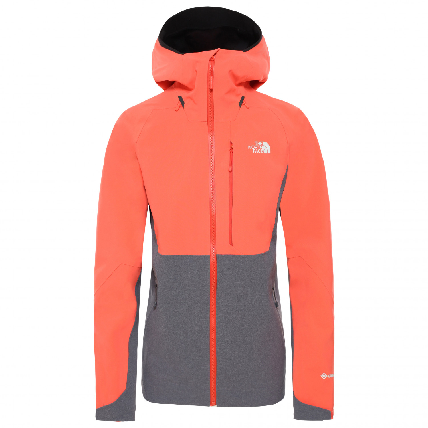The 0 GreenXS GTX Jacket Apex jacket 2 Face Taupe North Women's Flex Waterproof New 7Ybf6gyv