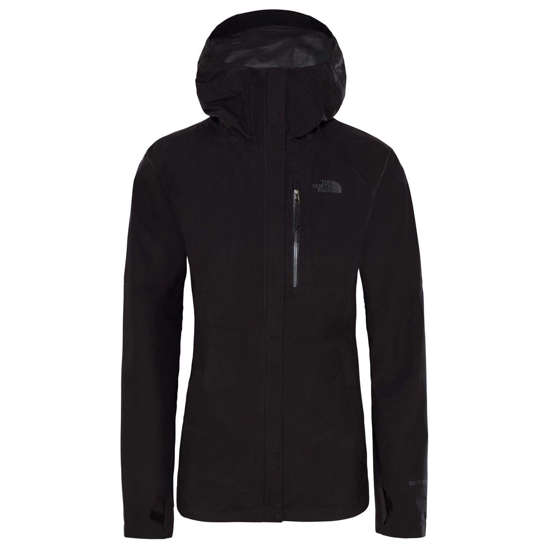 ca84d3c8f6 Vêtements de randonnée pour femme The North Face W Dryzzle Jkt Femme Veste  Imperméables Tnf Black