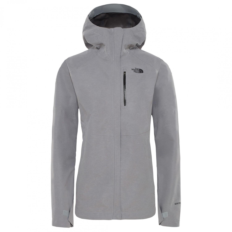 a1553b5ad64b The North Face Heather Dryzzle Jacket - Waterproof Jacket Women s ...