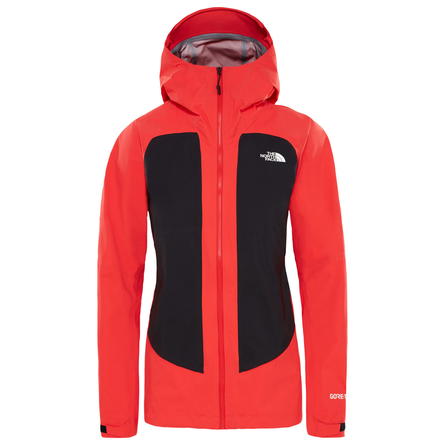 differently e1c2d 55874 The North Face - Women's Impendor C-Knit Shell Jacket - Regenjacke -  Vibrant Yellow / TNF Black | XS