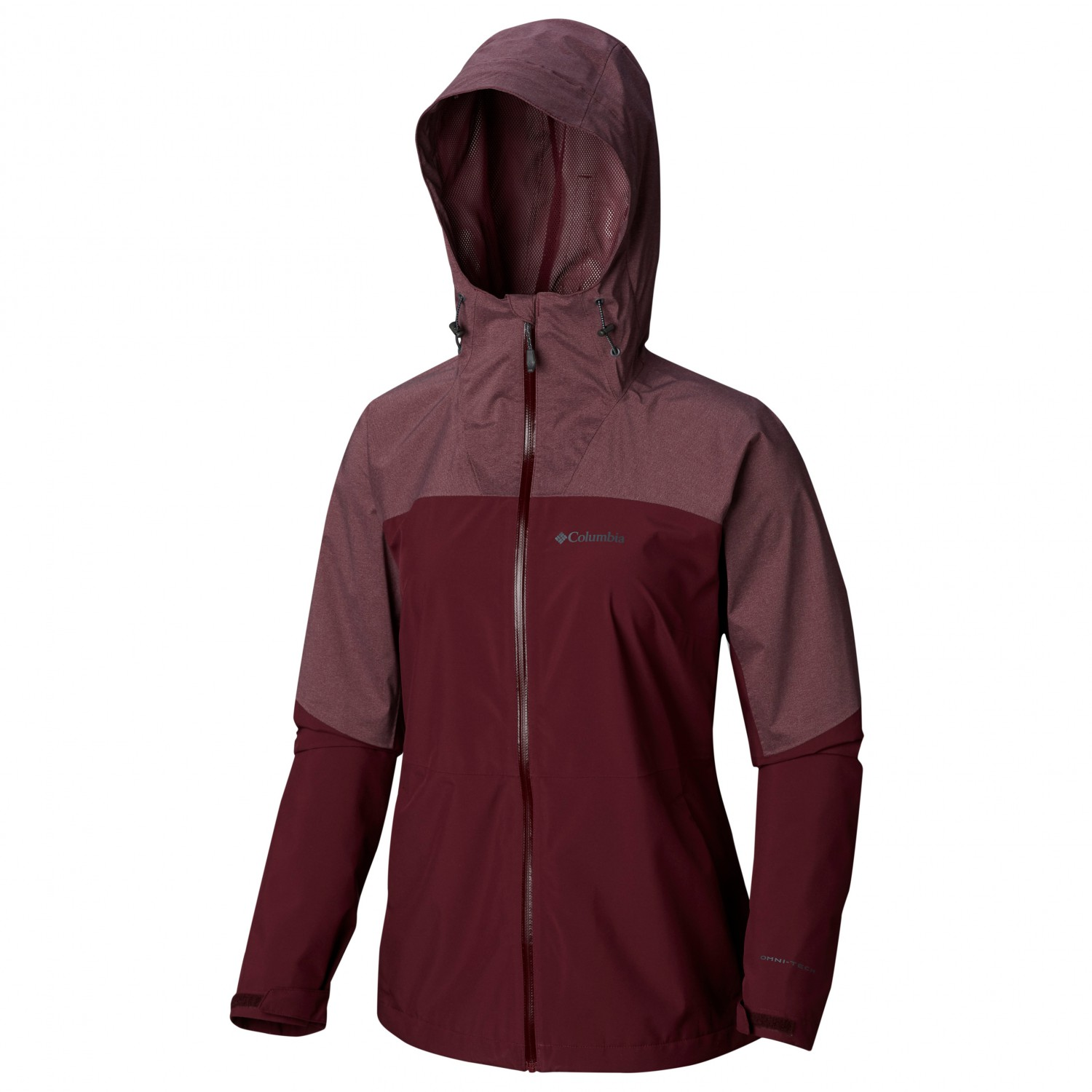 Columbia Women's Evolution Valley II Jacket Veste imperméable Nocturnal Nocturnal Heather | XS