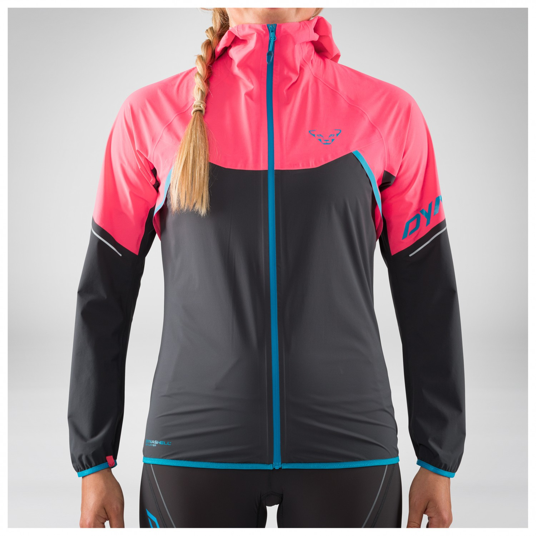 Dynafit Alpine Waterproof 2.5L Jacket Regenjacke Damen