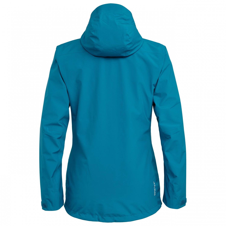 Salewa Goretex Damen Jacke Regenjacke