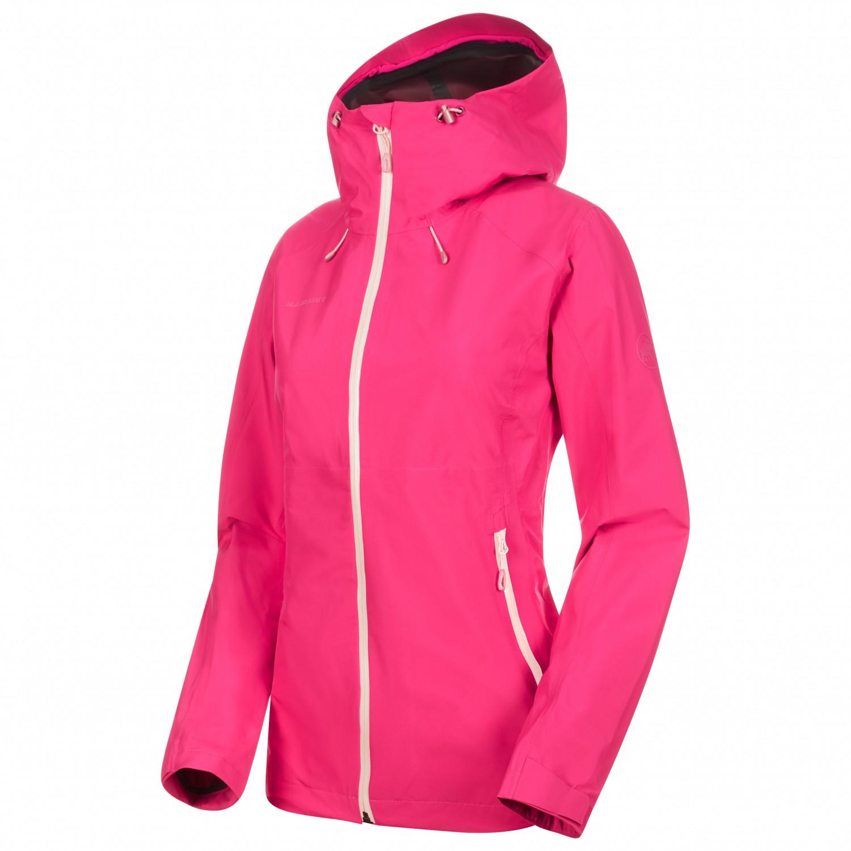 check out c0d61 b4a6b Mammut - Women's Convey Tour HS Hooded Jacket - Regenjacke - Peacoat   M