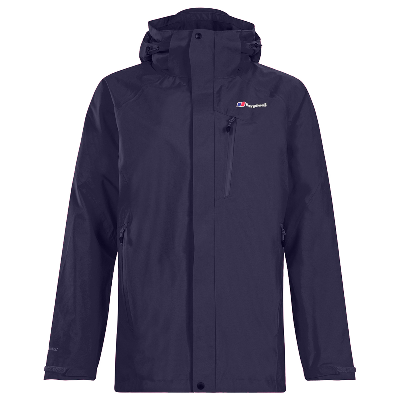 Jacket Women's Regenjacke Evening Blue18uk Skye Berghaus Shell 80PwOkn