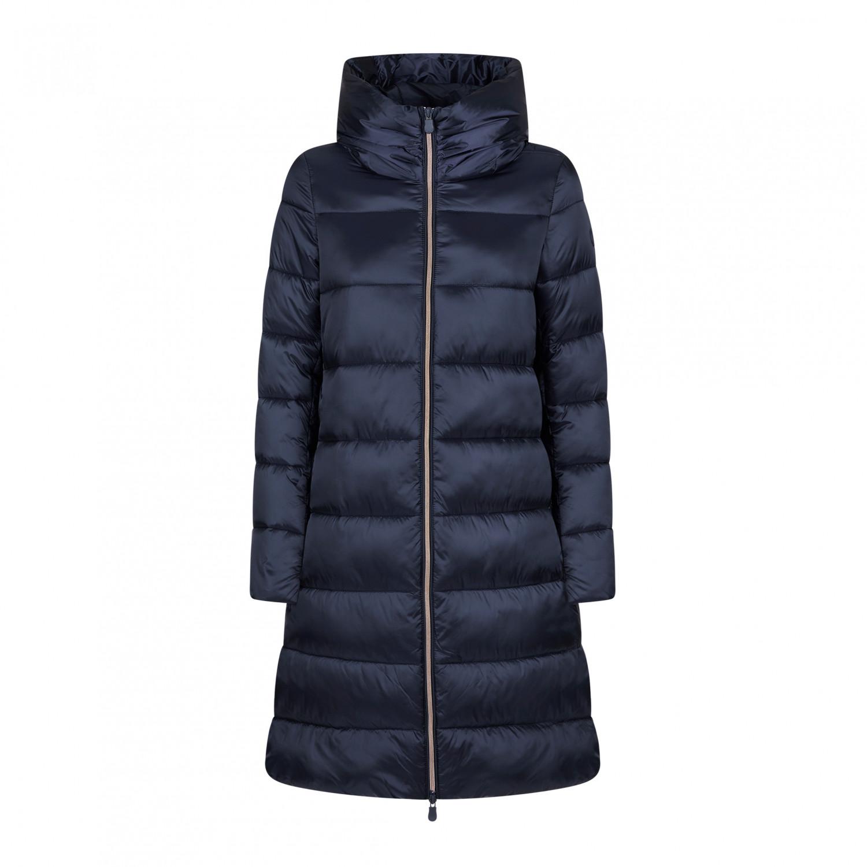 wholesale dealer 9ec18 f68c7 Save the Duck - Women's Iris9 Coat - Coat - Blue Black | XS