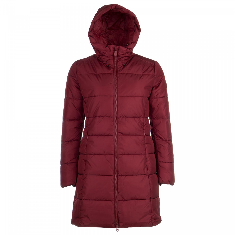 Save the Duck Women's Mega9 Hooded Coat Mantel Navy Blue   XS