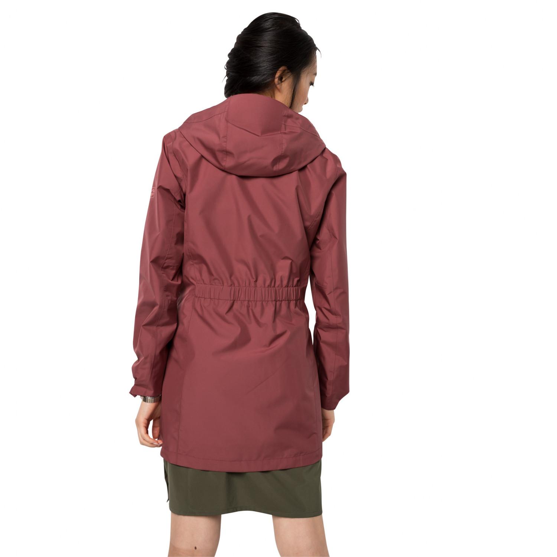 Jack Wolfskin Women's Cape York Coat Coat Midnight Blue   XS