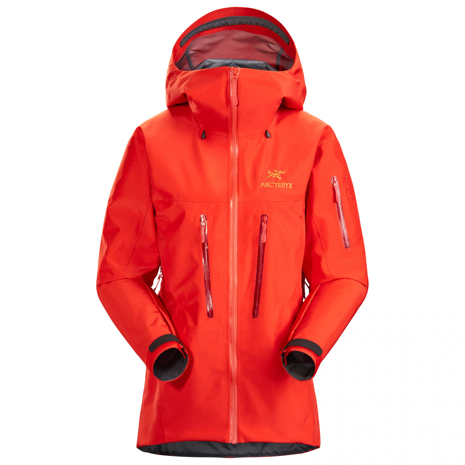 Arc'teryx Women's Alpha SV Jacket Regenjacke