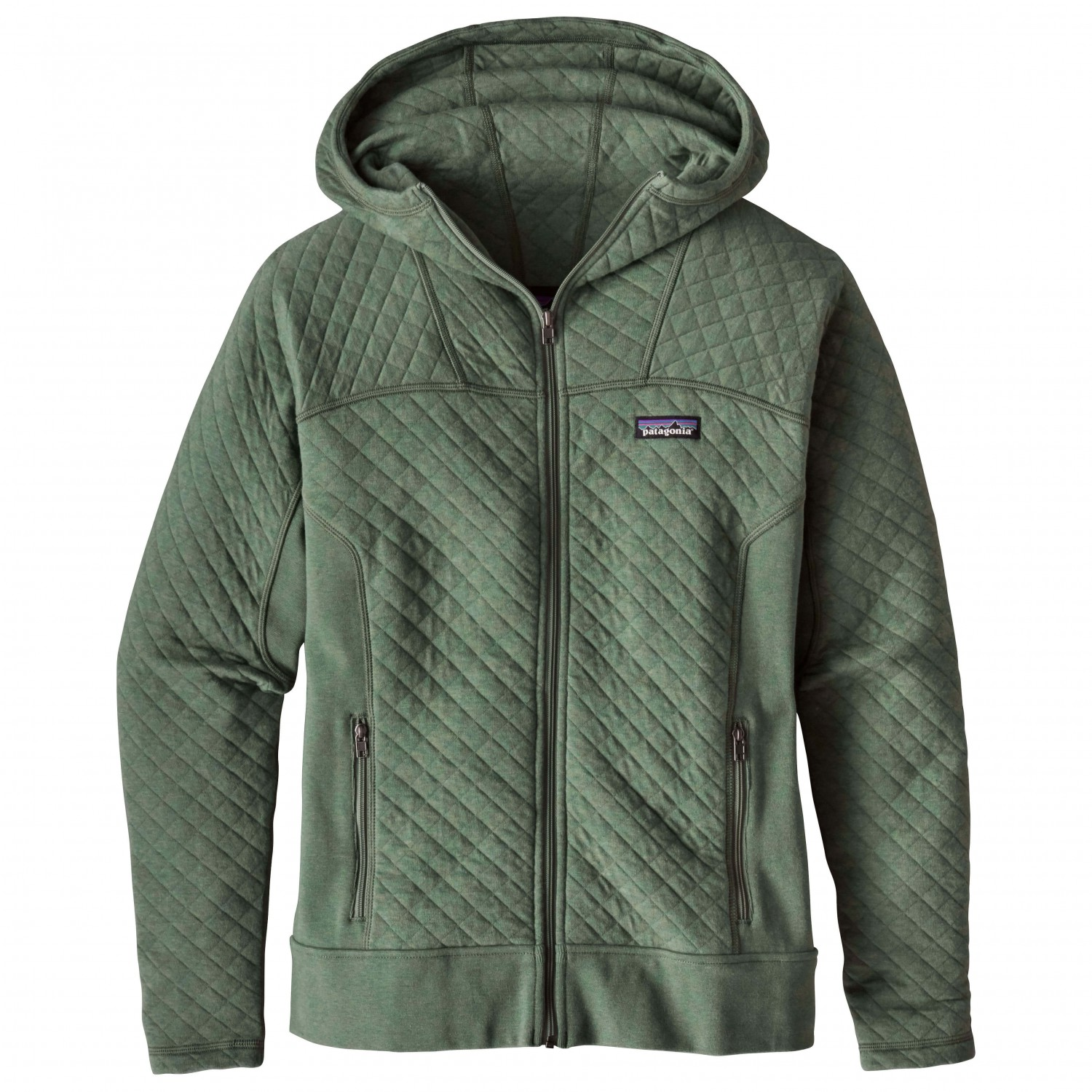 Patagonia Cotton Quilt Hoody - Casual Jacket Women's