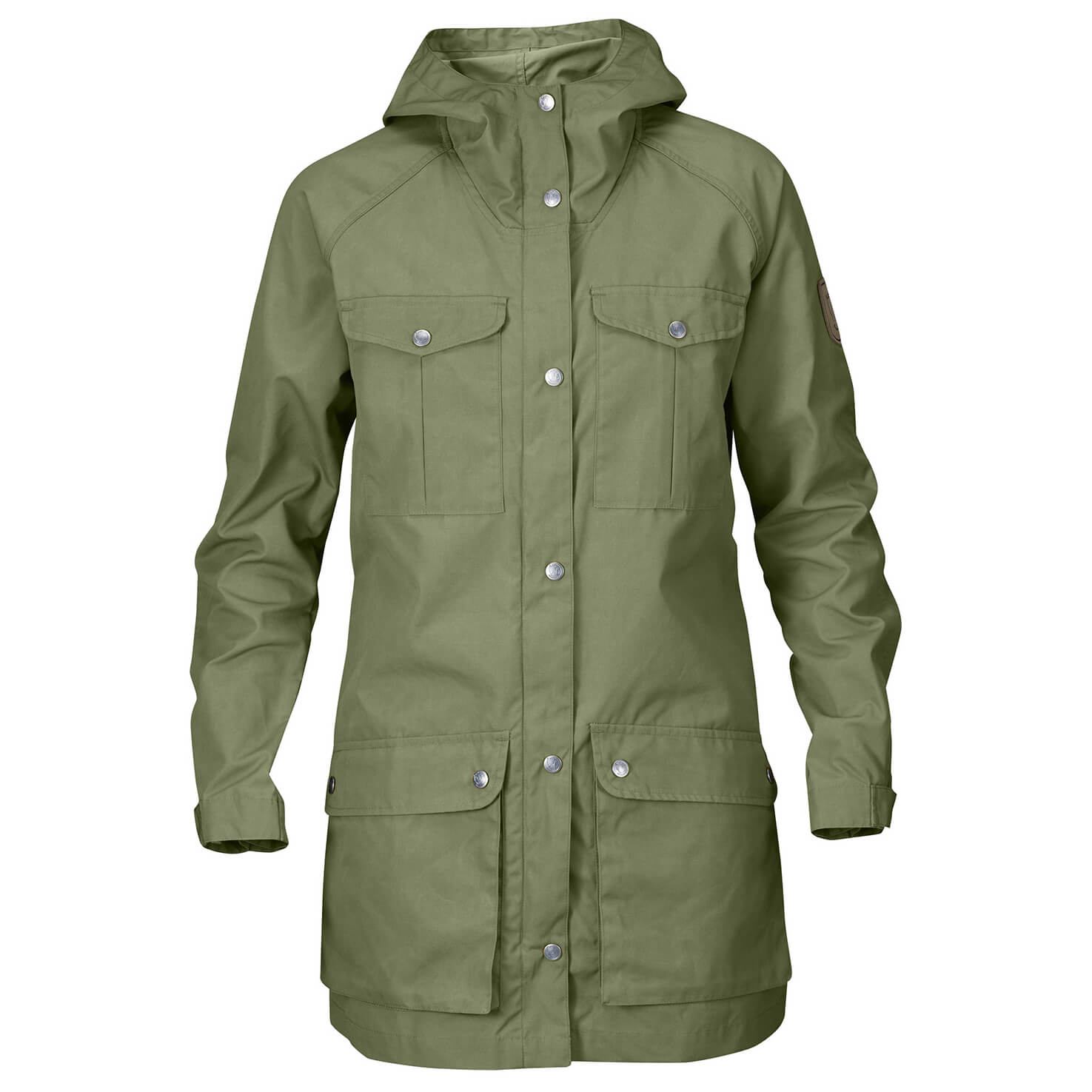 Fjallraven greenland parka light dame
