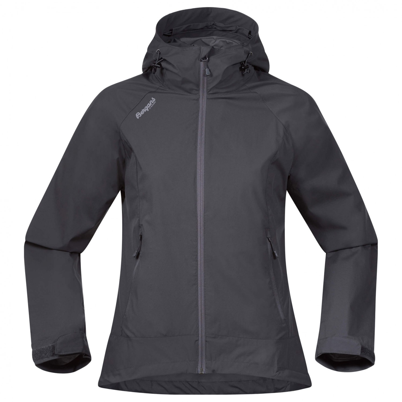 50c269a5 Bergans Microlight Lady Jacket - Softshell Jacket Women's | Free UK ...