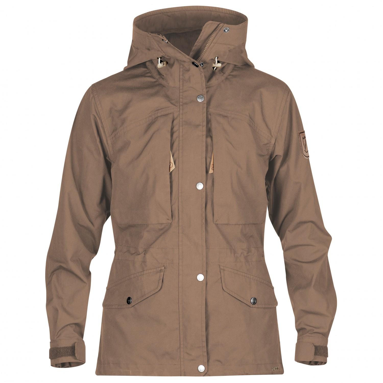 55b0fe5249b Fjällräven - Women s Singi Trekking Jacket - Softshell jacket ...