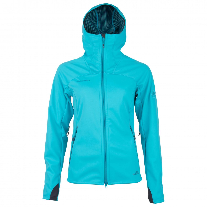 wholesale dealer 8c758 8775d Mammut - Women's Ultimate Hoody - Softshell jacket