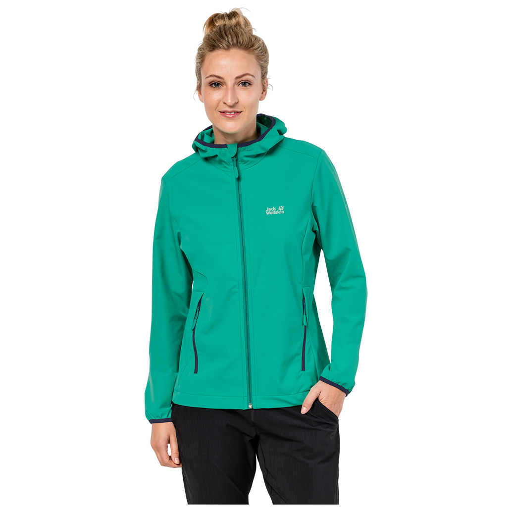 Jack Wolfskin Turbulence Softshell Jacket Women