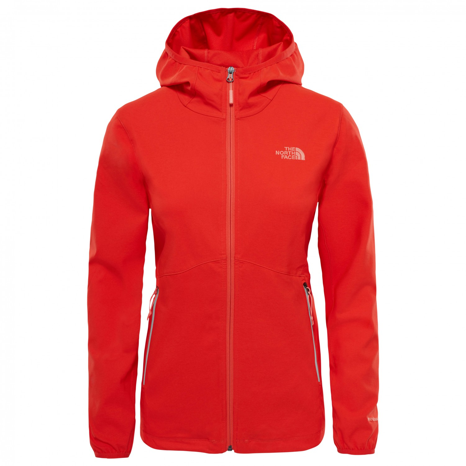 The North Face Nimble Hoodie Softshell Jacket Womens Buy Online