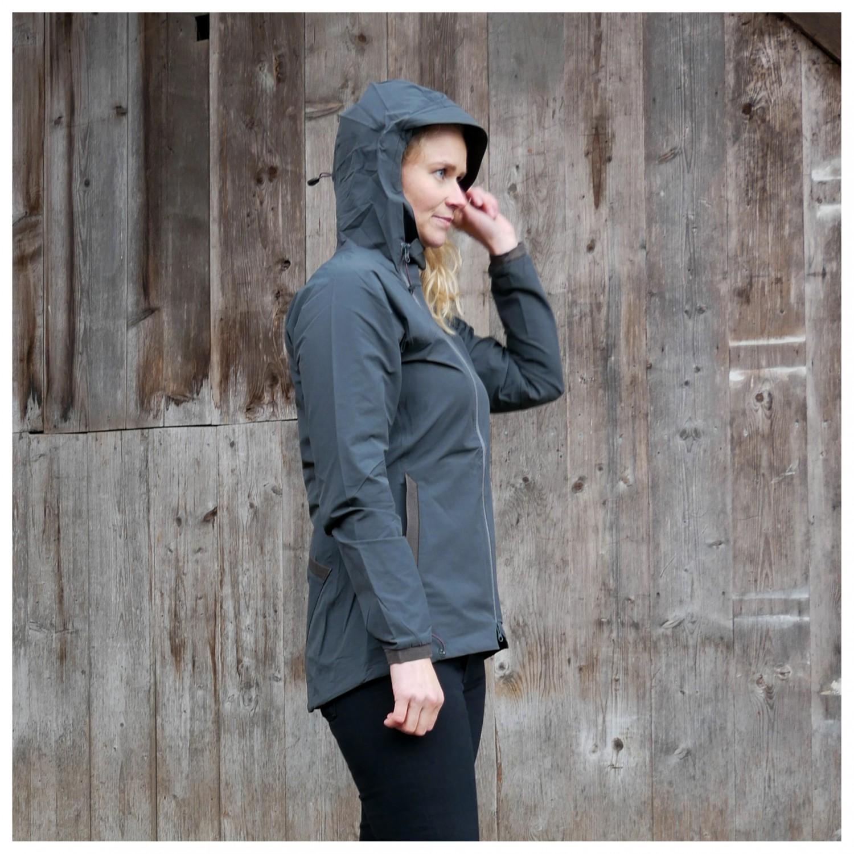 buy popular 0a6f1 bc65f Klättermusen - Women's Vanadis Jacket - Softshell jacket