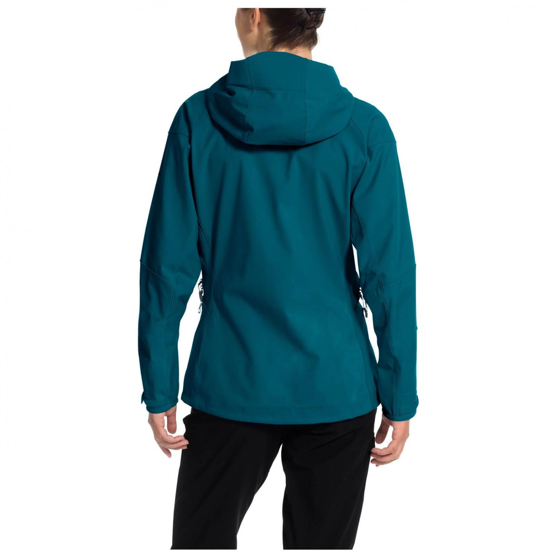 free shipping 8ca58 13aef Vaude Roccia Softshell Hoody - Softshell Jacket Women's ...
